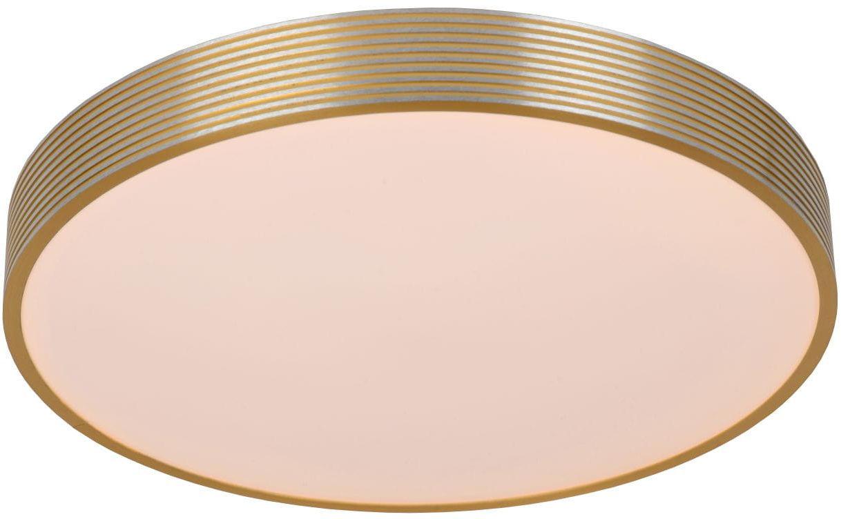Plafon LED złoty Malin 79184/24/02 Lucide // Rabaty w koszyku i darmowa dostawa od 299zł !