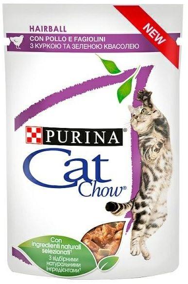 PURINA - Cat chow z kurczakiem 85g
