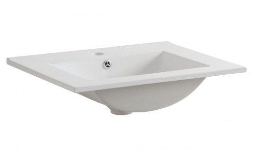 Umywalka ceramiczna 60x17x46cm