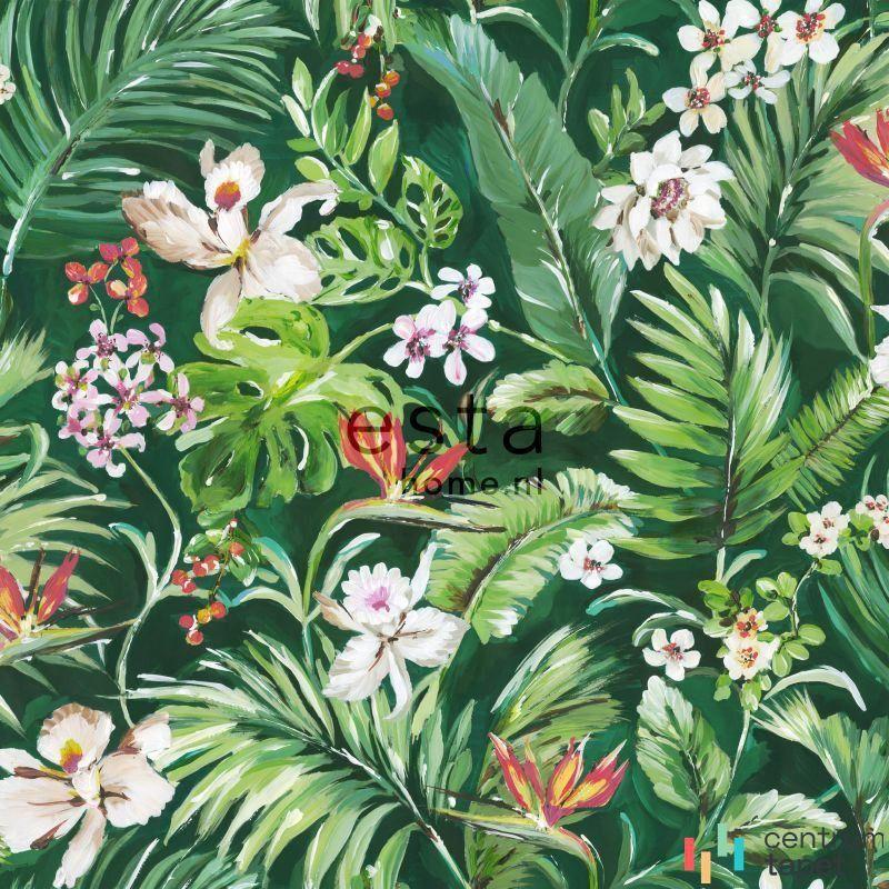 Tapeta 158893 Jungle Fever Esta Home