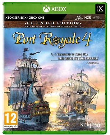 Port Royale 4 XSX/XOne