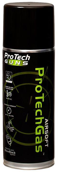 Green Gas ProTechGuns z silikonem 400ml (G12)