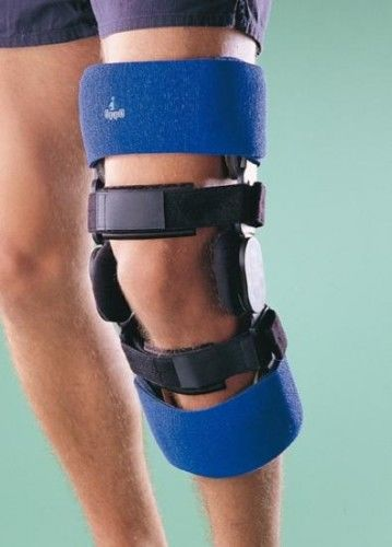 Stabilizator kolana z zegarem 4239