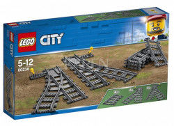 LEGO CITY - Zwrotnice 60238