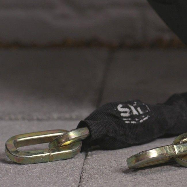 Łańcuch zabezpieczający Smith & Locke 10 x 1000 mm