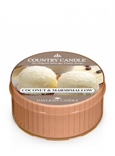 Country Candle - Coconut Marshmallow - Daylight (42g)
