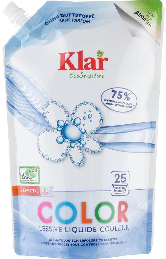 Płyn do Prania Kolor BIO 1,5L - Klar