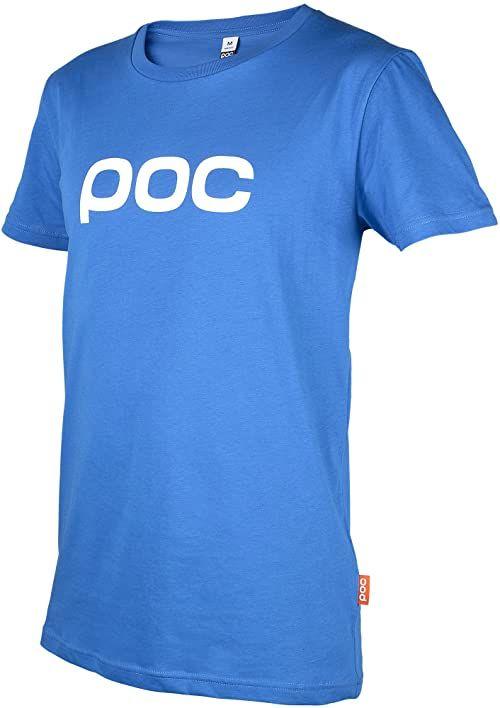 POC T-shirt Corp WO niebieski Thulium Blue XS