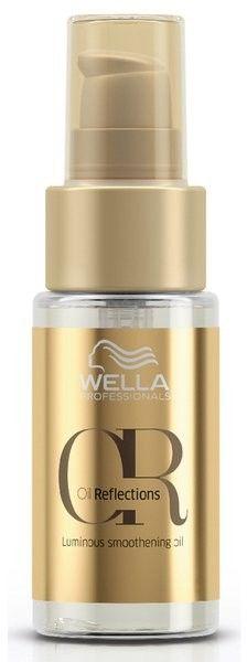 Wella Professionals Oil Reflections olejek wygładzający do nabłyszczania i zmiękczania włosów 30 ml