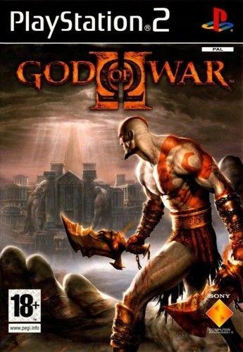 God of War II PS 2