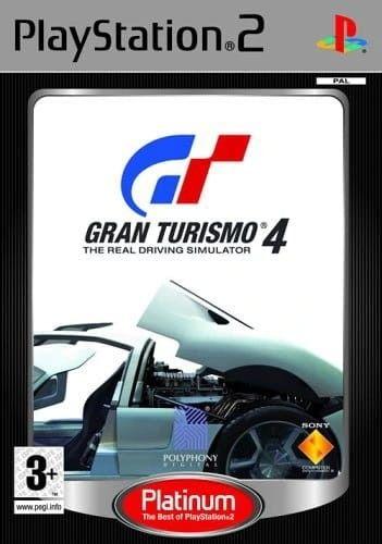 Gran Turismo 4 PS 2