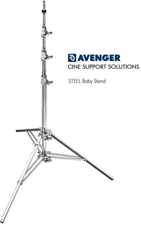 Manfrotto A0035CS - statyw oświetleniowy Avenger STEEL Baby Manfrotto Avenger A0035CS