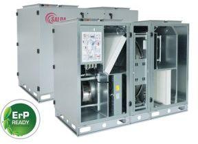 Rekuperator Salda RIRS 5500 VE EKO 3.0
