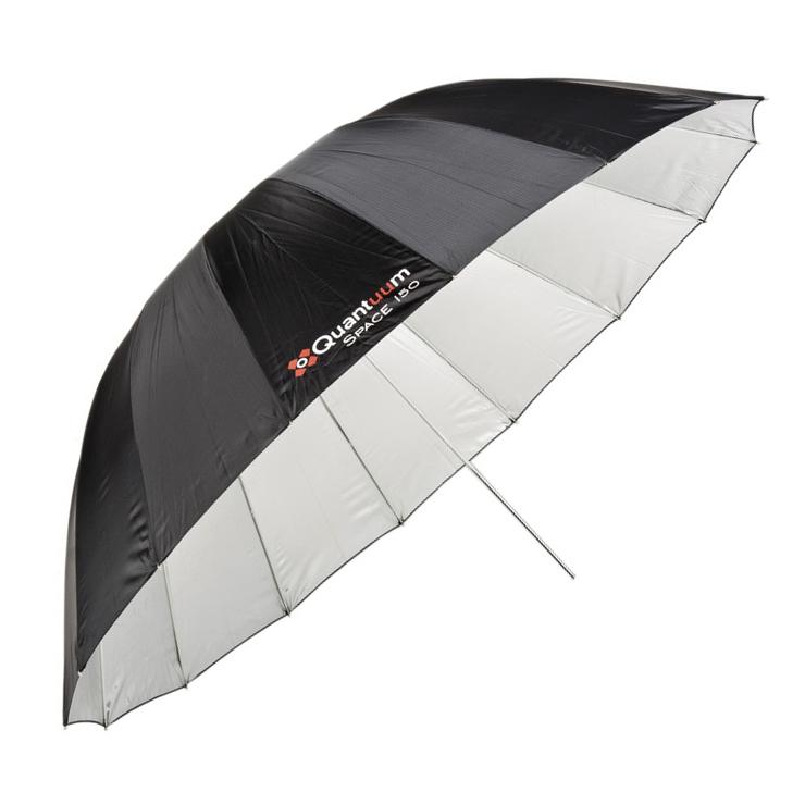 Quadralite Space 150 Sliver Parabolic - parasol paraboliczny srebrny Quadralite Space 150 Sliver Parabolic
