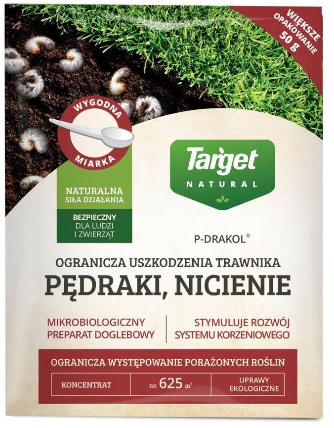 Środek owadobójczy do trawników 50 g TARGET