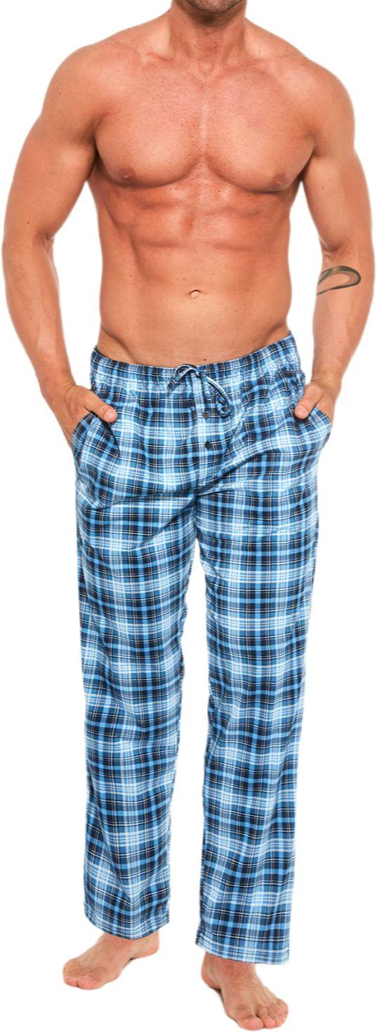 Spodnie męskie do piżamy długie Cornette 691/31