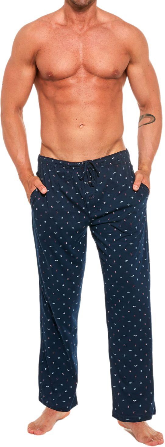 Spodnie męskie do piżamy długie Cornette 691/32