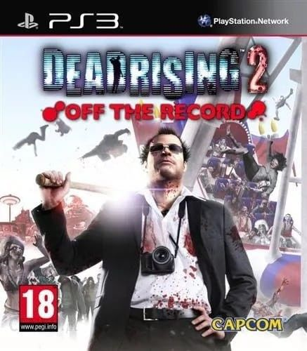 Dead Rising 2 Off the Record PS 3