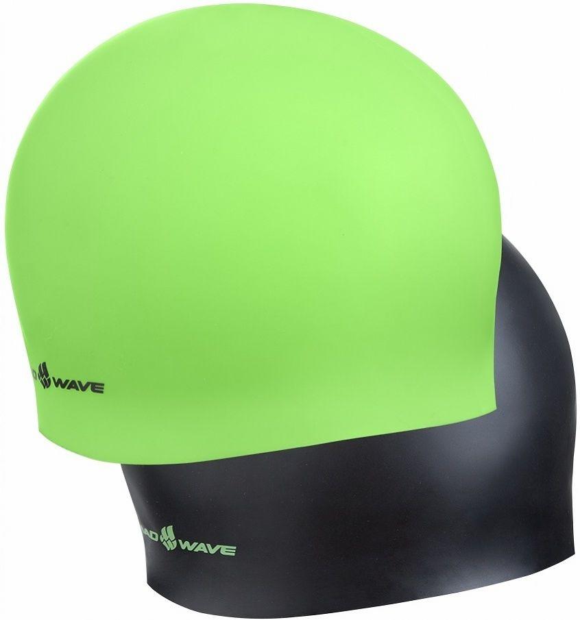 Czepek pływacki mad wave champion 3d zielony