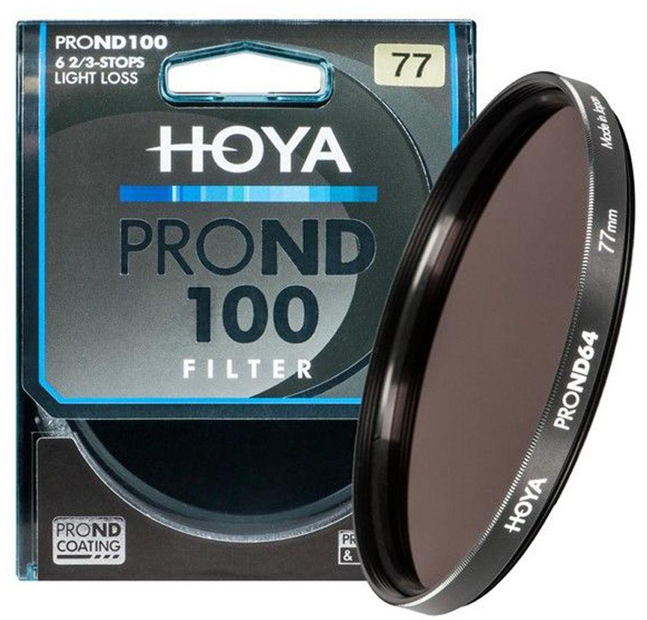 Filtr szary Hoya PRO ND100 55mm