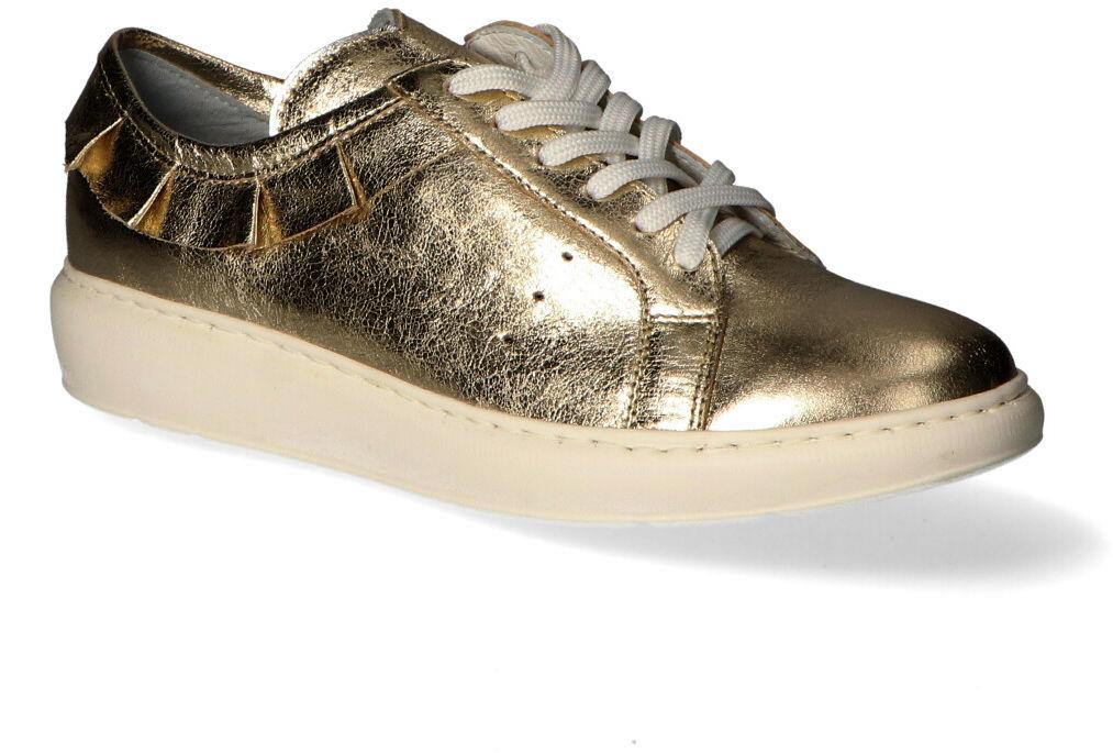 Sneakersy CheBello 2219-042 Złote lico