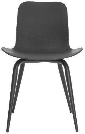 LANGUE Avantgarde Black/Black Krzesło