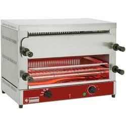 """Elektryczny toster-salamorazer GN 1/1, 2 ruszty (520x320), """"Quartz"""""""
