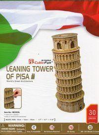 Puzzle 3D Krzywa Wieża w Pizie 30