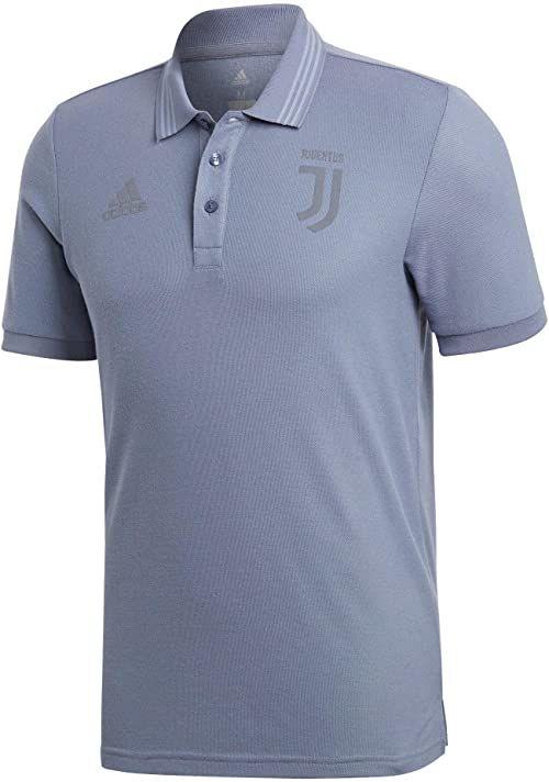 adidas męska koszulka polo Juventus Seasonal Special niebieski Rawste XX-L