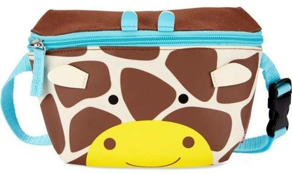 Nerka / torebka biodrowa dziecięca Zoo Skip Hop - giraffe