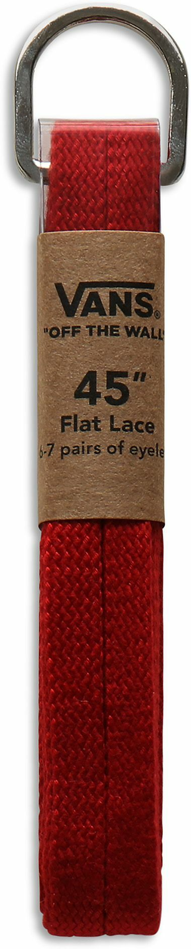 sznurowadła VANS FLAT LACES 45 Chili Pepper