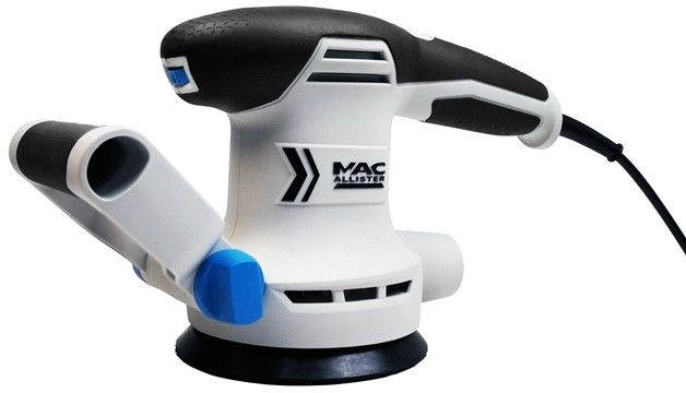 Szlifierka mimośrodowa MacAllister 125 mm 300 W
