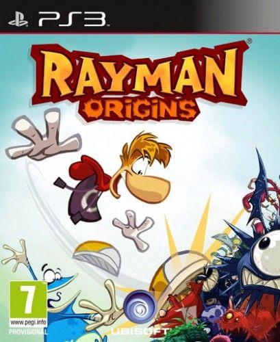 Rayman Origins PS 3