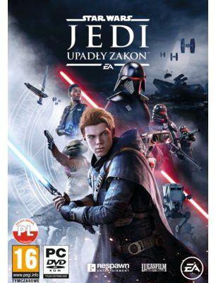 Gra PC Star Wars Jedi: Upadły Zakon. DOSTARCZAMY JESZCZE DZIŚ ZA 0 ZŁ NA ZAMÓWIENIA OD 199 ZŁ! DOGODNE RATY NIE CZEKAJ!