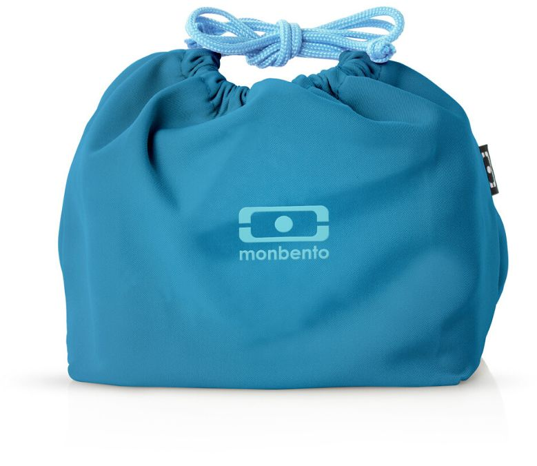 MB Pochette Monbento Bento Bag pokrowiec torba na lunch box - denim - denim