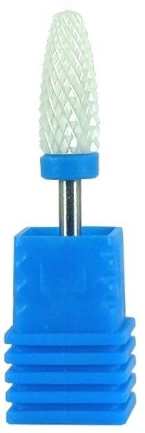 Frez ceramiczny stożek - średni / niebieski