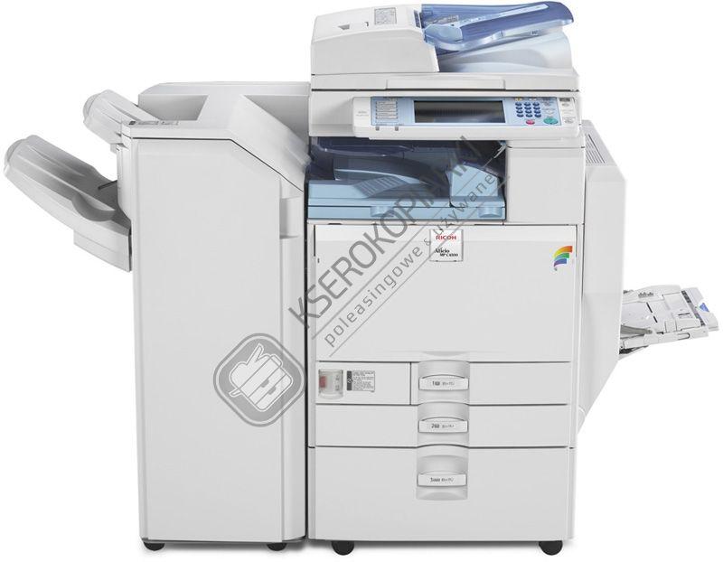 Kserokopiarka Ricoh aficio MPC4500 KOPRICMPC4500