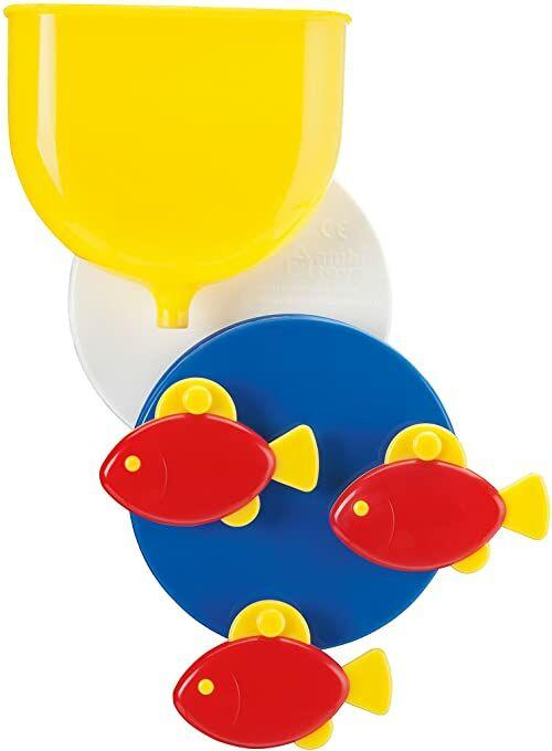 Ambi Toys, Koło rybne, zabawka do kąpieli dla niemowląt, wiek 1 rok plus