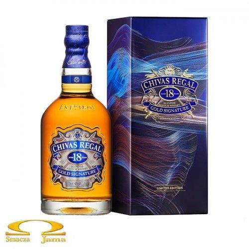 Whisky Chivas Regal 18 YO 0,7l puszka