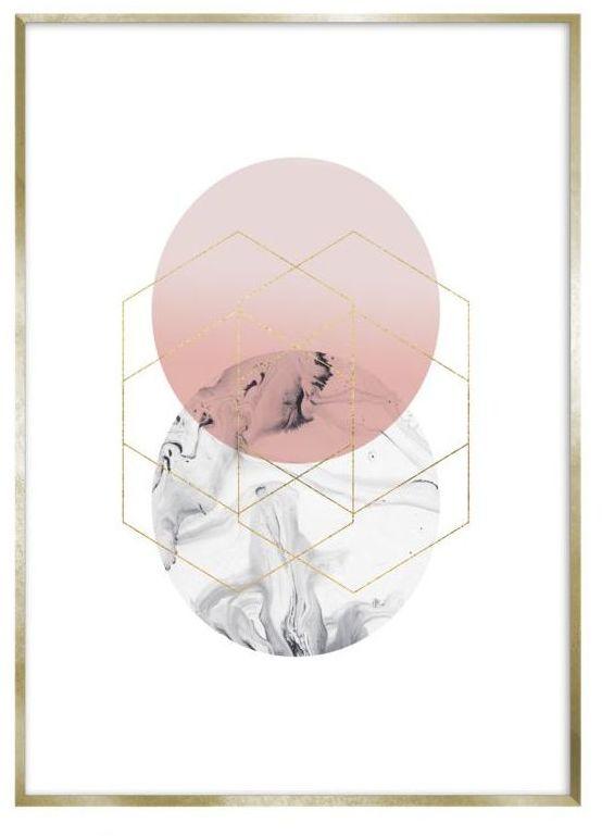 Obraz CIRCLE 30 x 40 cm