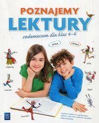 Poznajemy lektury Vademecum dla klas 4-6 - Grażyna Kiełb, Anita Żegleń