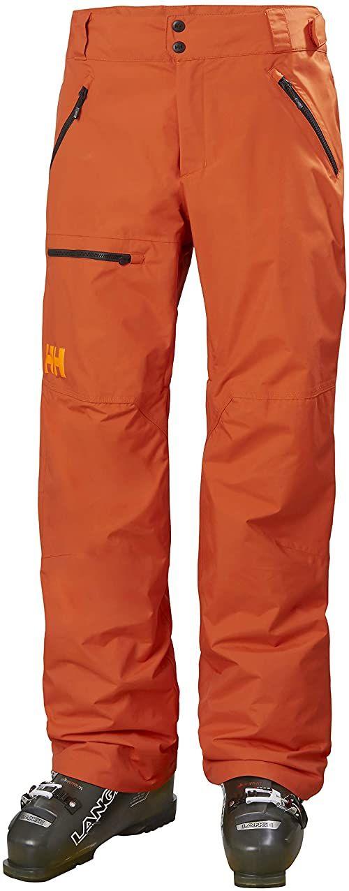 Helly Hansen Spodnie męskie SOGN Cargo pomarańczowa Pomarańczowy XL