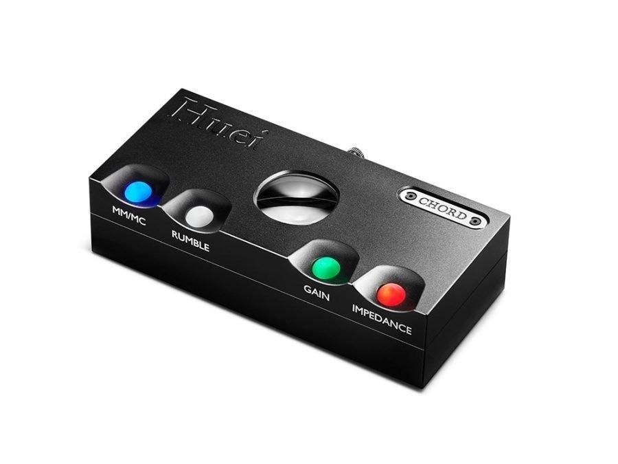 Chord Electronics HUEI  przedwzmacniacz gramofonowy MM/MC