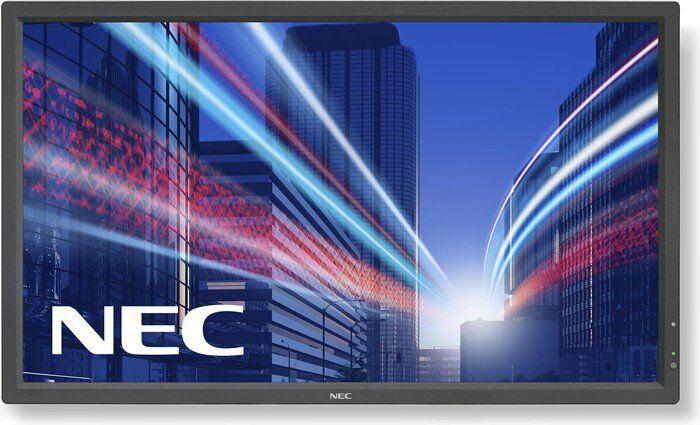 Monitor wielkoformatowy Nec MultiSync  V323-3 + UCHWYT i KABEL HDMI GRATIS !!! MOŻLIWOŚĆ NEGOCJACJI  Odbiór Salon WA-WA lub Kurier 24H. Zadzwoń i Zamów: 888-111-321 !!!