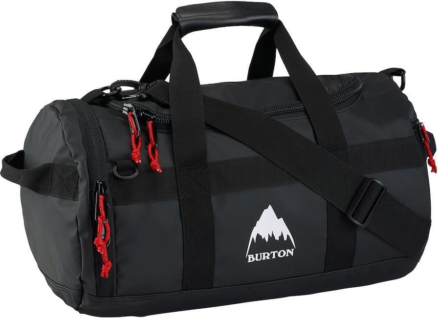 torba podróżna BURTON BACKHILL DUFFLE X-SMALL 25L True Black Tarp