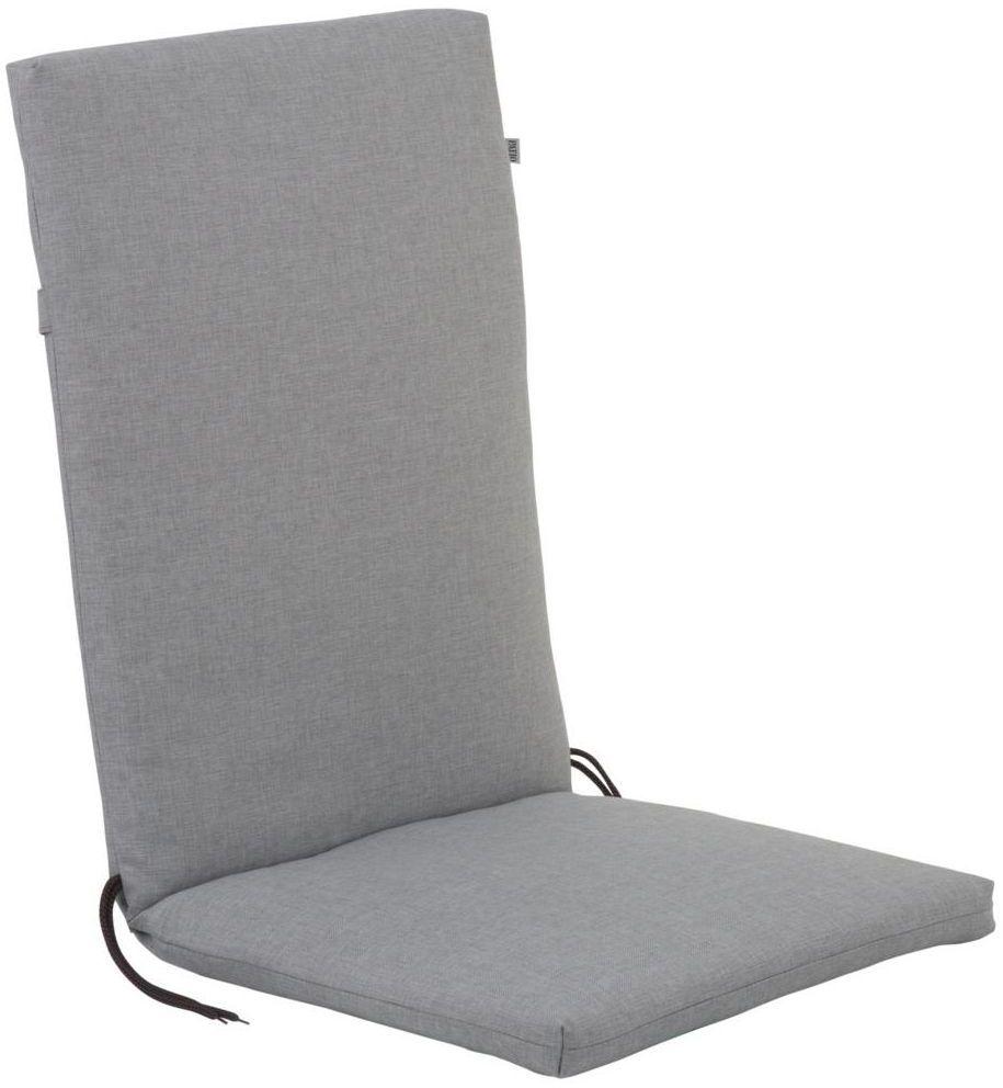 Poduszka na krzesło 107 x 44 x 4 cm CINO szary DAJAR