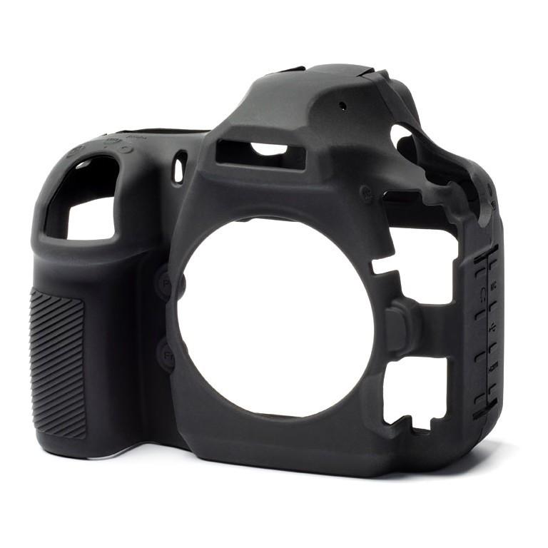 Osłona silikonowa easyCover do aparatu Nikon D850 czarna - WYSYŁKA W 24H