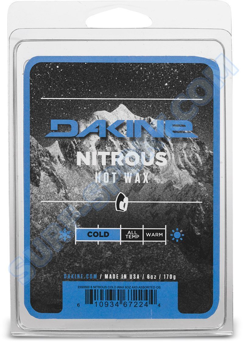 Smar Narty/Snowboard Dakine Nitrous Hot Wax Cold