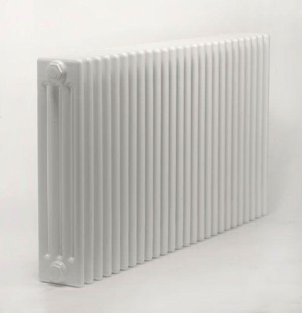 Grzejnik pokojowy retro - 4 kolumnowy, 600x1000, biały/ral - paleta ral
