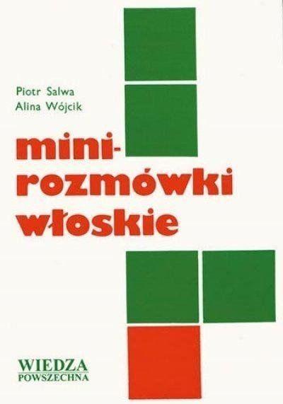 Mini-rozmówki włoskie - Piotr Salwa, Alina Wójcik